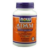 ADAM Superior Uomo Vitamins 60 Tabs