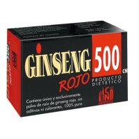 Red ginseng 500 cn - 50 caps