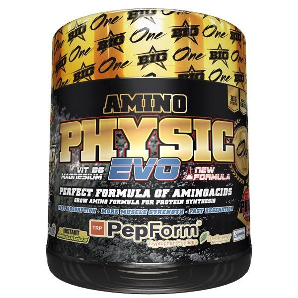 Amino physic evo - 400g BIG - 3