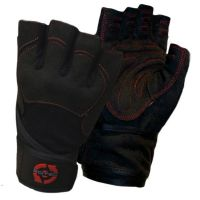 Red style gloves
