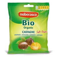 Soft chestnuts noberasco - 100g