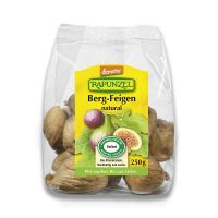 Dried figs rapunzel - 250g