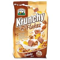 Muesli krunchy flakes chocolate barnhouse - 375g