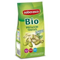 Unsalted roasted pistachios noberasco - 150g