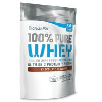 100% pure whey - 454g