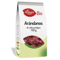Sugar free cranberry added bio - 150 g