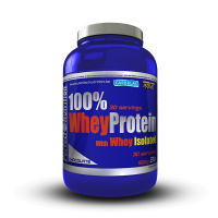 100 % whey protein + iso - 908 gr