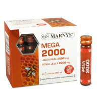 Mega 2000 (royal jelly) - 20 vials