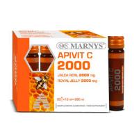 Apivit c 2000 - 20 vials