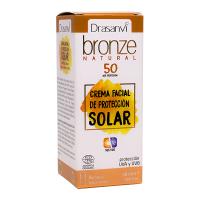 Solar protection facial cream 50 - 50ml