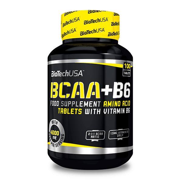 BCAA+B6 - 100 Compresse