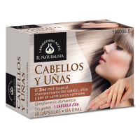 Hair and nails - 48 capsules