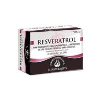 Resveratrol - 60 capsules