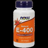 Vitamin e-400 iu d-alpha tocopheryl - 100 softgels