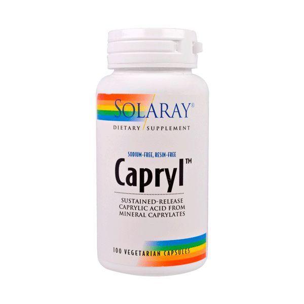 Capryl - 100 vegetarian capsules