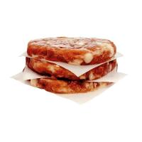 Confezione di 5 hamburger 100% freschi