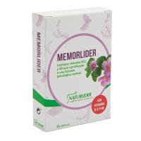 Memorilider - 30 capsules