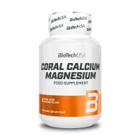 Calcio Coral + Magnesio - 100 compresse