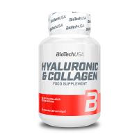 Hyaluronic & Collagen - 30 capsule