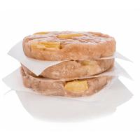 Confezione di 5 Hamburger di petto freschi