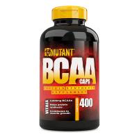 Mutant bcaa - 400 capsules