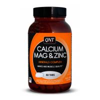 Calcium magnesium & zinc - 60 tablets