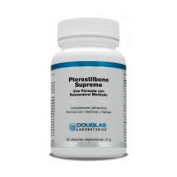 Pterostilbeno supreme - 30 capsules