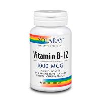Vitamin b12 1000mcg - 90 cherry lozenges
