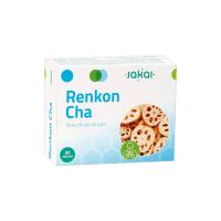 Renkon cha (lotus root) - 60 capsules