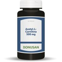 acetyl l-carnitina 500 mg 60 vcaps