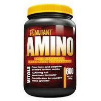 mutant amino 600 tabs