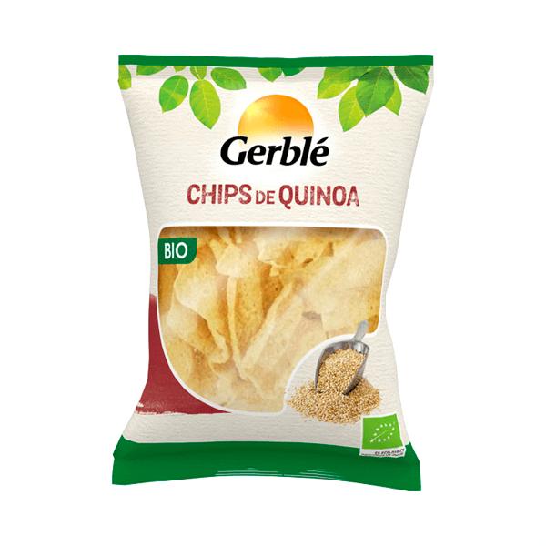 Quinoa chips - 70g Gerblé - 1