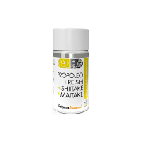 Propoleo+reishi+shitake+maitake - 30 capsules Prisma Natural - 1