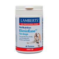 Eliminease for dogs - 90 tablets Lamberts - 1