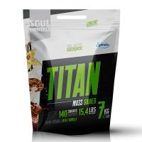 Titan Mass Gainer - 7kg Soul Project - 1