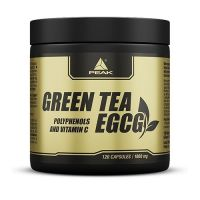 Green tea extract egcg - 120 capsules Peak - 1