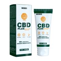 Cbd plus massage cream - 75ml Weider - 1