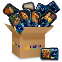 Veggie pack ManaFoods - 1