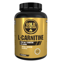 L-Carnitina 750 - 60 Capsule GoldNutrition - 1