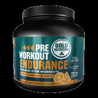 Pre-Workout Endurance - 300g GoldNutrition - 1