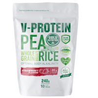 V-protein - 240g GoldNutrition - 4