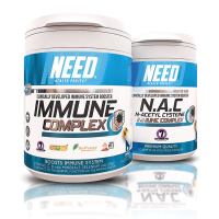 Pack immune complex - 90+30 capsules NEED Supplements - 1