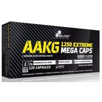 AAKG Extrem 1250 - 120 MegaCapsule (arginina)