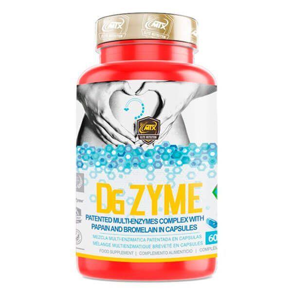 Dg zyme - 60 capsules MTX Nutrition - 1
