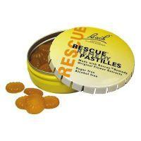 Rescue tablets flavor orange elder - 50 gr Bach - 1