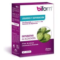 Purifying artichoke - 20 vials Biform - 1