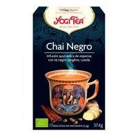 Black chai tea - 17 sachets Yogi Organic - 1