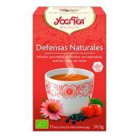Natural defenses - 17 sachets Yogi Organic - 1