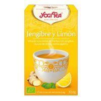 Yogi tea ginger lemon - 17 sachets Yogi Organic - 1