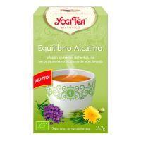 Yogi tea alkaline balance - 17 sachets Yogi Organic - 1